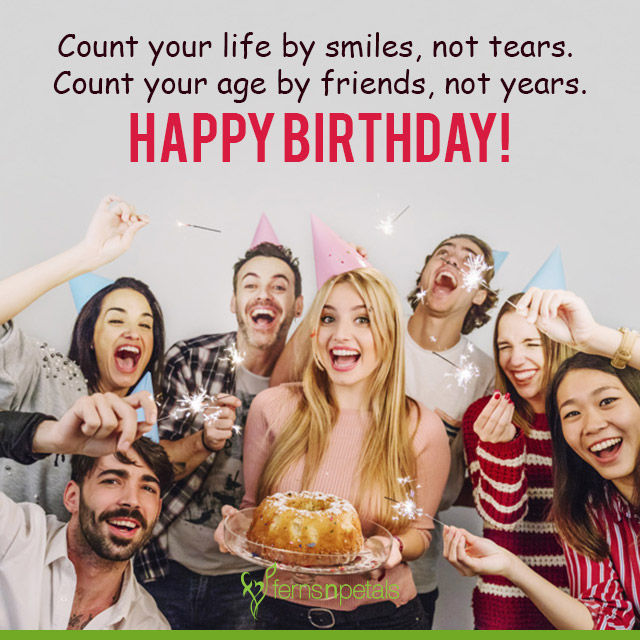 friend bday quotes