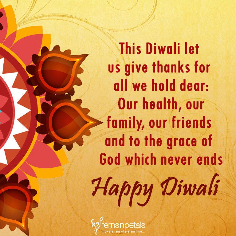 wishing you diwali quotes