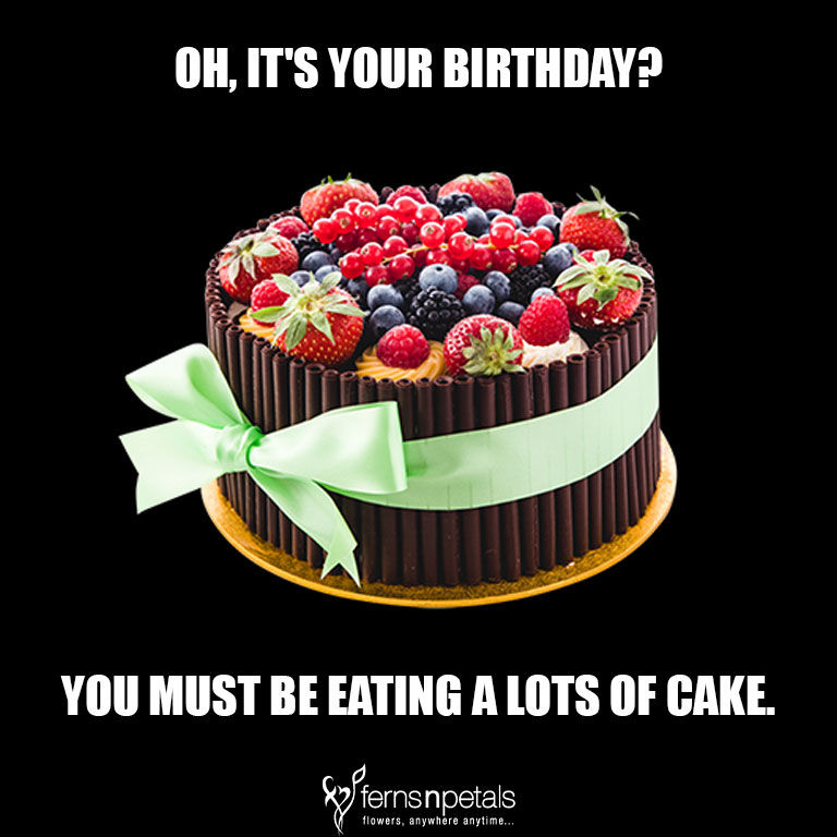 online birthday meme