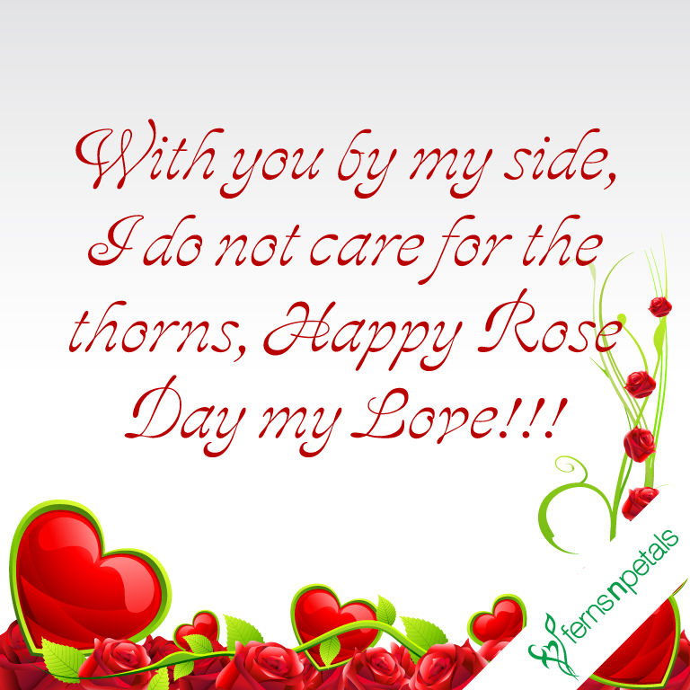 best wishes for rose day