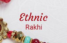 Ethnic Rakhi