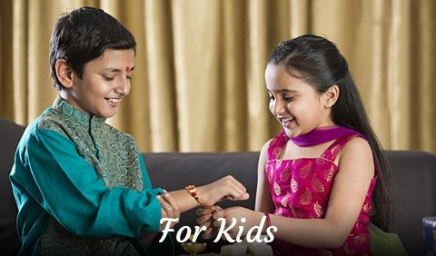 Rakhi for Kids to Australia