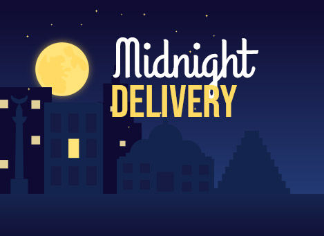 Midnight Gifts Delivery UAE