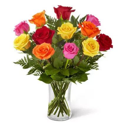 Send Roses to USA