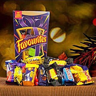 Cadbury Favourites Chocolates: Diwali Gifts to Australia