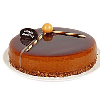 Caramel Mud Cake: Birthday Gifts to Australia
