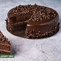 Classic Chocolate Mud Cake: Cake Delivery in Australia