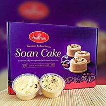 Delicious Soan Cake 500g: Send Birthday Gifts to Melbourne