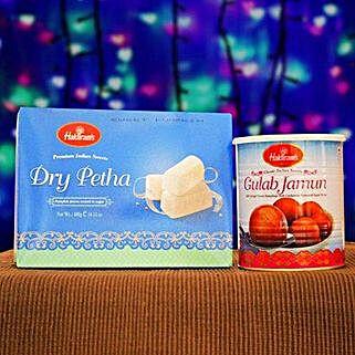 Dry Petha And Gulabjamun Tin: Diwali Gifting in Australia