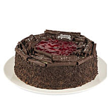 Fresh Black Forest Cake: Cake Delivery in Australia
