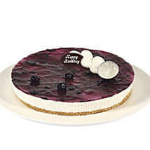 Fresh Blueberry Cheesecake: Order Cakes in Adelaide