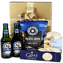 Happy Food And Drink Hamper: Corporate Gifts Australia