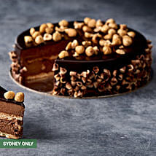 Heavenly Chocolate Truffle Cake: Send Cakes to Australia