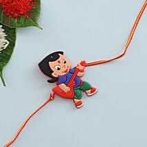 Kids Cartoon Rakhi: Rakhi to Melbourne