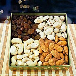 Mix Dry Fruit 400g: Birthday Gifts to Australia