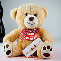 Pyare Bhaiya Rakhi With Teddy Bear: Rakhi to Melbourne
