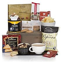 Gourmet Delights Hamper: Send Gifts to Bahrain