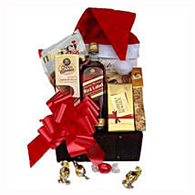 Christmas Red Johnnie Walker: Gifts to Belgium