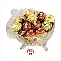 Mozart Rocher Royal: Send Gifts to Belgium