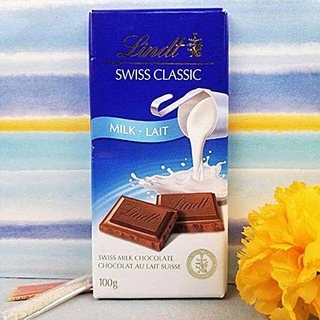 Lindt Classic Milk Chocolate N Tikka