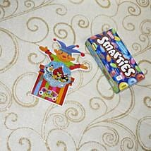 Angry Birds Rakhi With Smarties: Send Rakhi to Calgary