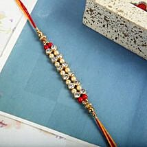 Beads of Love Rakhi: Send Rakhi to Calgary
