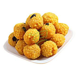 Boondi Laddu: Sweets for Bhai Dooj