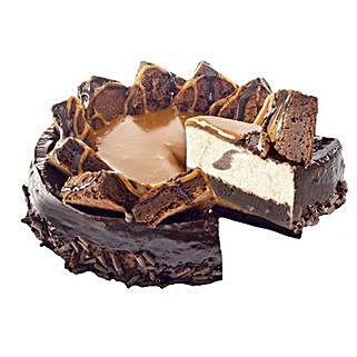 Brownie Chocolate Cake: Send Cakes to Canada