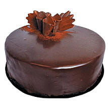 Dark Chocolate Truffle Cake: Valentines Day Cake Delivery in Canada