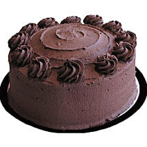Eggless Chocolate Layer Cake: Cake Delivery in Canada
