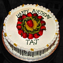 Eggless Mix Fruit Cake: Cake Delivery in Canada