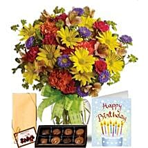 Flowers N Chocolate: