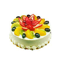 Fresh Fruit Cake 1KG: Xmas Cake Delivery in Canada