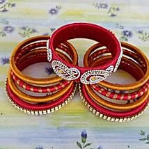 Gorgeous Thread Bangles: Designer Jewelry to Canada