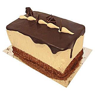Half Kg Mocha Cake: Cake Delivery in Canada