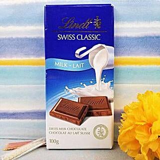 Lindt Classic Milk Chocolate N Tikka: Bhai Dooj Gifts to Canada