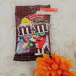 M and M Chocolates N Tikka: Bhai Dooj Gifts to Canada