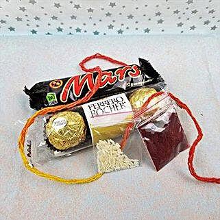 Mars For Bhai Dooj: Bhai Dooj Gifts to Canada