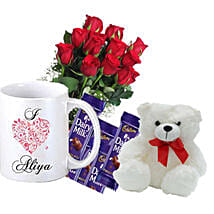 Personalised Romantic Greetings: Personalized Gifts Canada