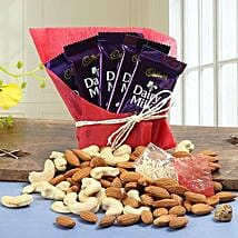 Propitious Bhaidooj: Dry Fruit Delivery in Canada