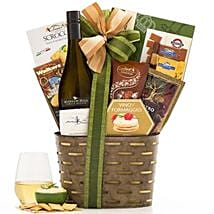 Quails Gate Canadian Ice: Christmas Gift Baskets to Canada