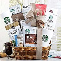 Starbucks Spectacular: Christmas Gift Baskets to Canada