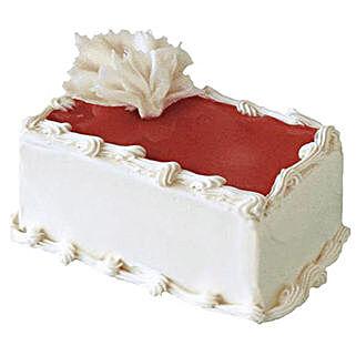 Strawberry Vanilla Cake: Cake Delivery in Canada