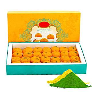 Sweet Appeal Holi Combo: Holi Gifts to Canada