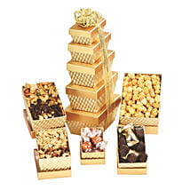 Sweet Deluxe Tower: Gift Baskets to Canada