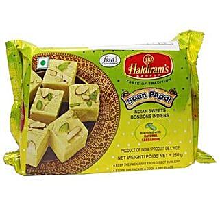 Sweet Soan Papdi 200 Gms: Bhai Dooj Sweets