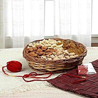 Sweetness Of Bhaidooj: Bhai Dooj Gift Delivery in Canada