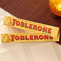 Twosome Toblerone: Valentine's Day Gifts to Canada