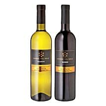2 Bottle of Sicilian Wine: Send New Year Gifts to Germany