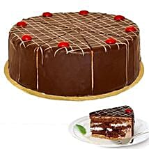 Dessert Blackforest Cherry Cake: Love N Romance
